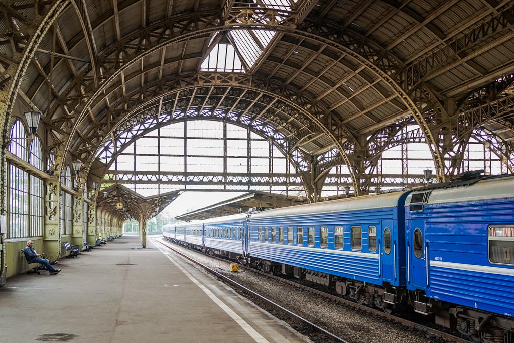 Витебский вокзал, история и легенды самого красивого и первого вокзала России