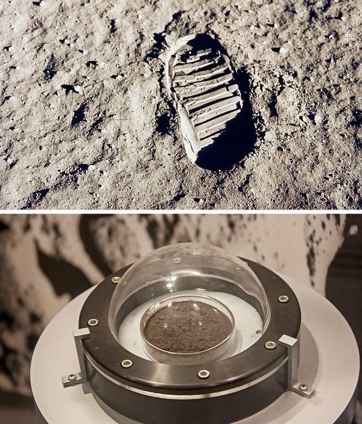 12 самых удивительных фактов о Луне, которые мало кому известны