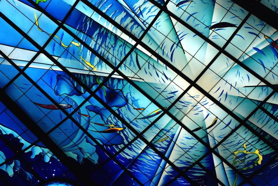 MetroStations27 17 самых волшебных станций метро со всего мира