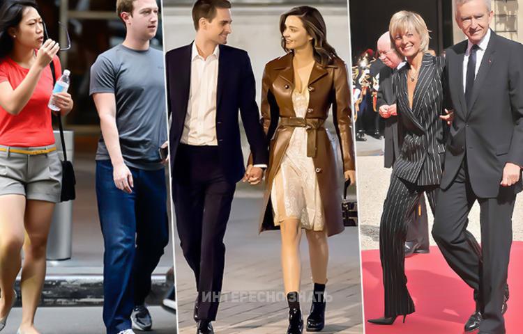 Как на самом деле одеваются жены миллиардеров