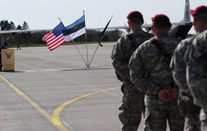 В Эстонии сданы новые объекты для войск НАТО