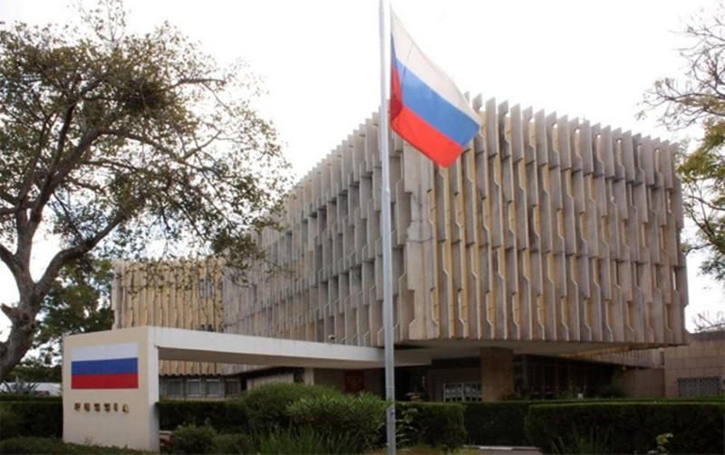 14. В Южной Африке посольство, россия, фото, чиновники