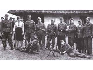 Бандеровцы в Карпатах: зверства