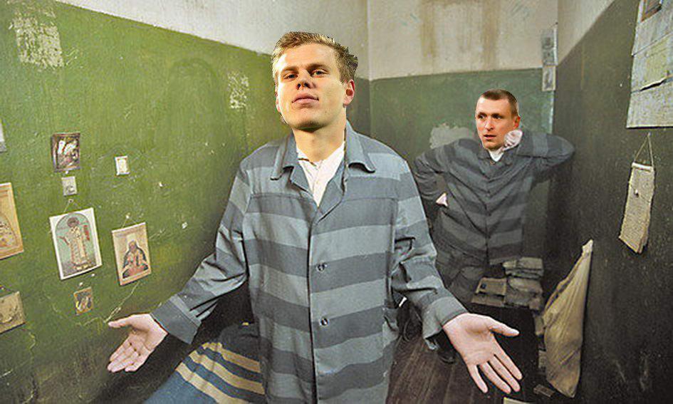 Мамаев воцерковляется - тюрь…