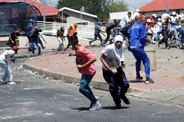 «Проще убить, чем работать». Почему ЮАР напоминает республики бывшего СССР?