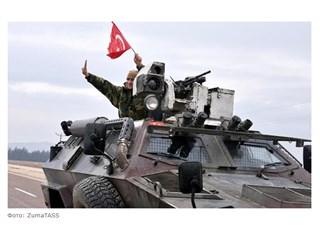 Западному Курдистану не бывать! США как могильщик Рожавы