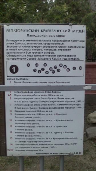 Скифы говорите. Или про Крым ....