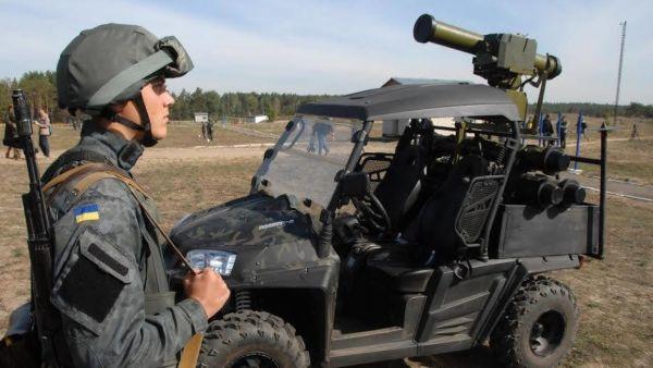 Киев перебрасывает в Донбасс противотанковые комплексы и отряды «правосеков»