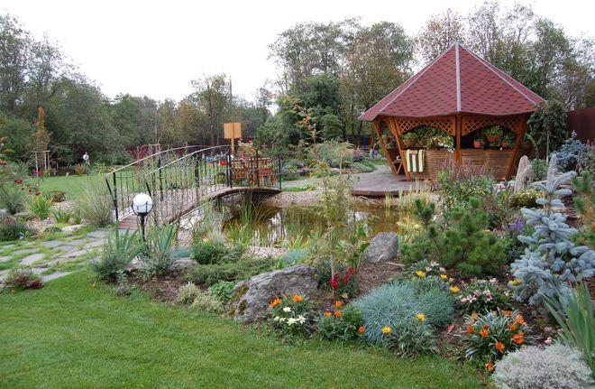 Проект недели: Сад, в которо…