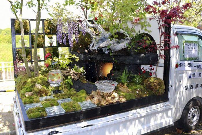 Конкурс садов в Японии