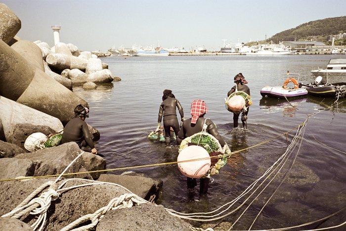 Женщины моря