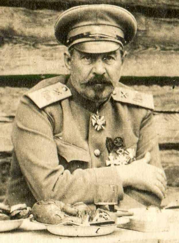 Николай Бржозовский — комендант крепости мертвецов