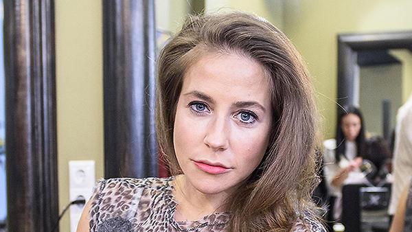 Юлия Барановская побывала на бьюти-вечеринке