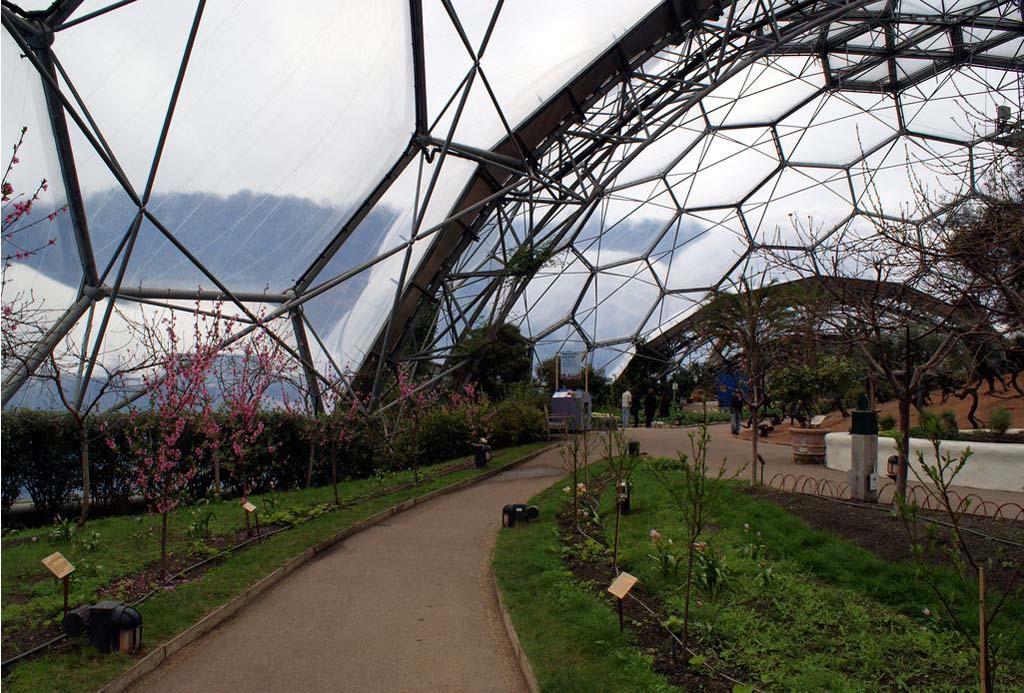 The Largest Greenhouse 7 Самая большая теплица в мире