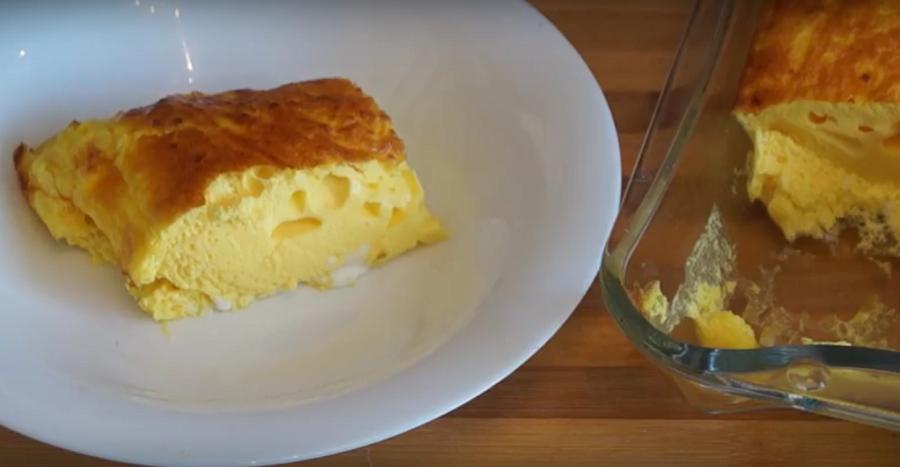 Пышный омлет: вкусное блюдо к завтраку
