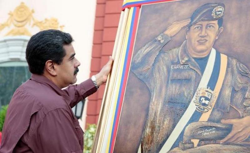 Мадуро уже улыбается