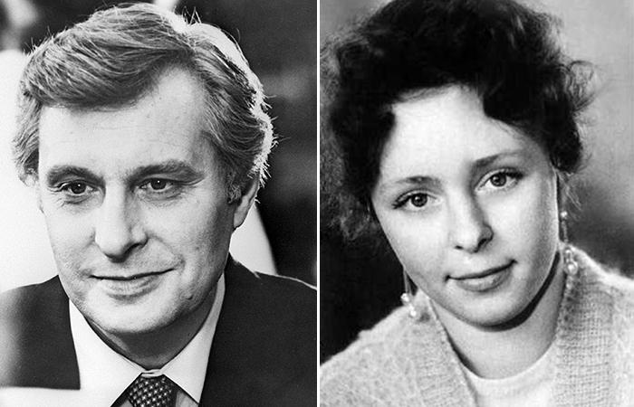 Олег Басилашвили и Галина Мшанская: больше полувека любви, преданности и взаимности