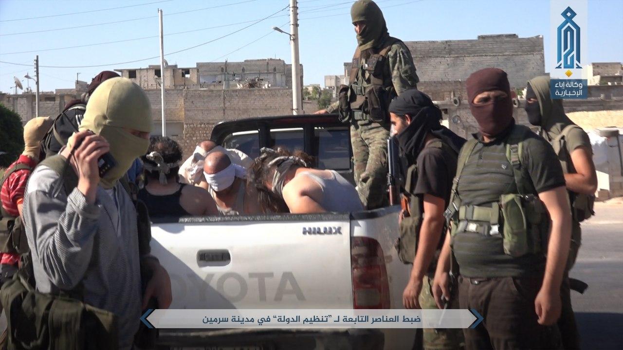 Сирия: «Аль-Каида» громит ИГ…