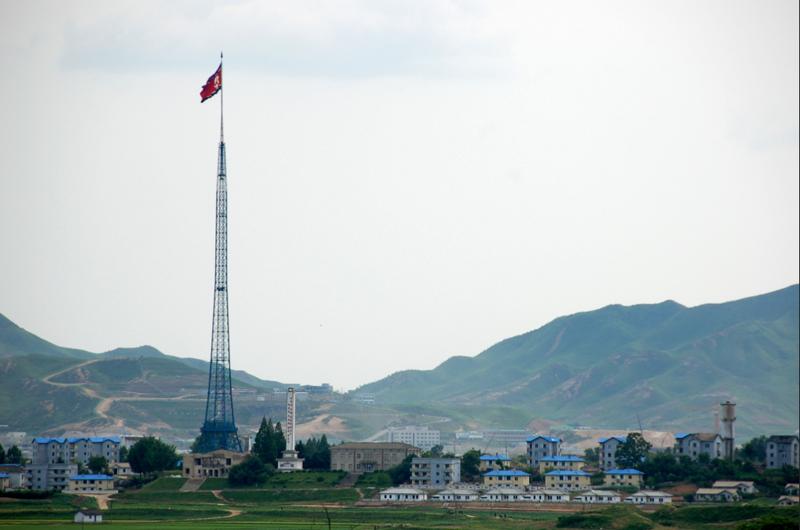 7. Киджондон, КНДР город-призрак, застройка, китай