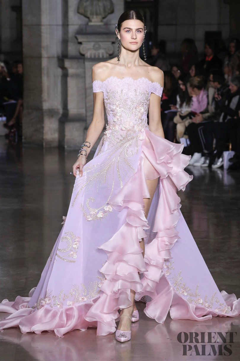Georges Hobeika - haute couture spring summer 2017