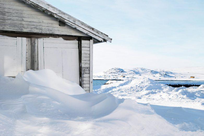 Снежное и трогательное норвежское захолустье
