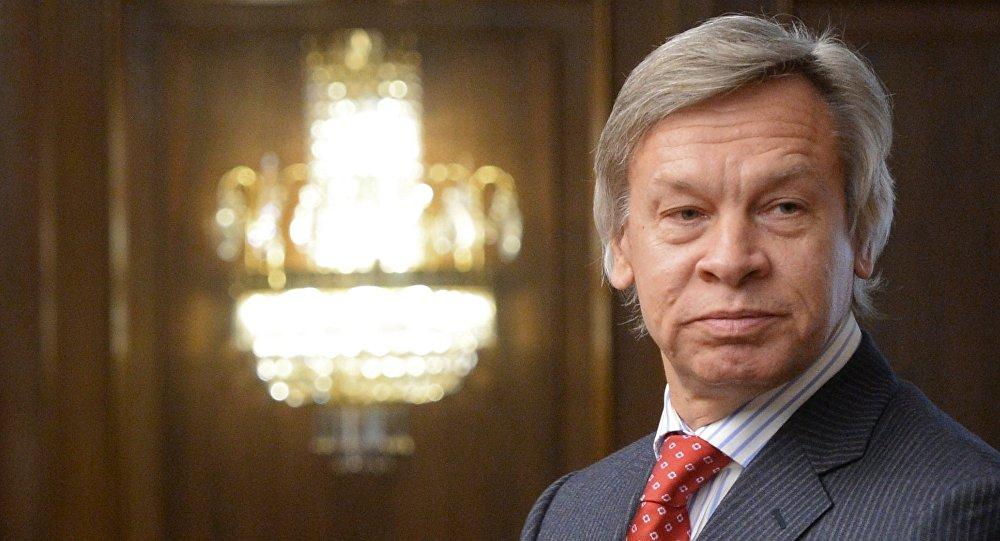 «Мы ее теряем»: Пушков рассказал о снижении финансовой зависимости РФ от США