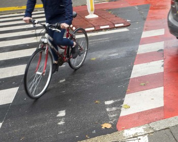 В Симферополе умер велосипедист, проезжая центр города