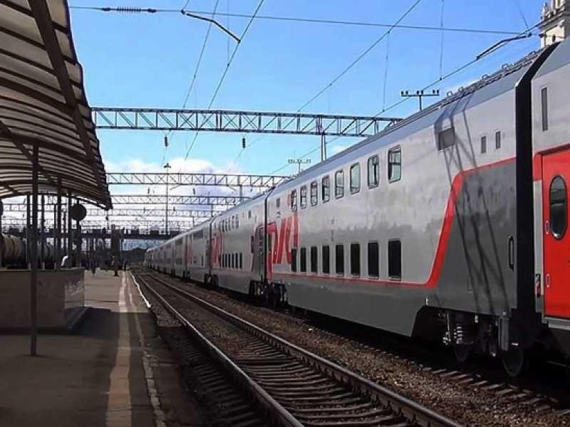 В Краснодарском крае отменили поезда
