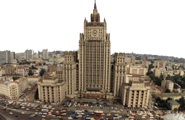 Россия направила США ноту протеста и пожаловалась на их действия в ООН