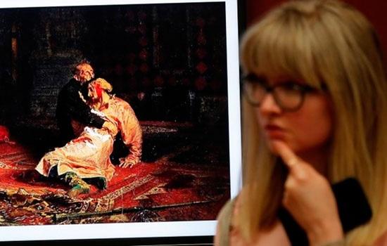 Знаменитая картина Ивана Гро…