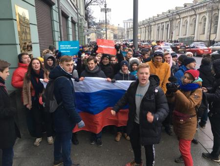 Беспорядки от Навального: ка…
