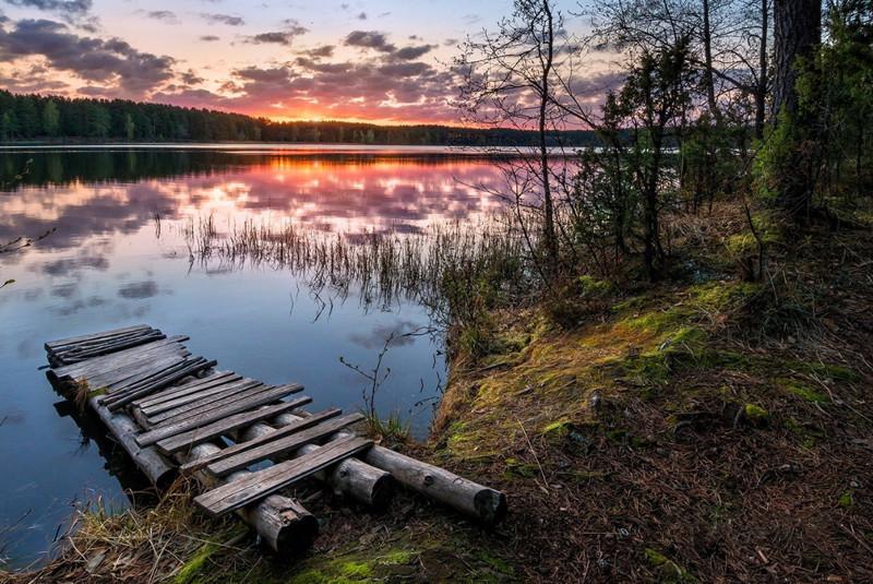 7. Озеро Селигер, Тверская и Новгородская области 20 красивых мест в россии, 20 красивых мест россии, Красивые места России, красивые места, самые красивые места в россии, самые красивые места россии
