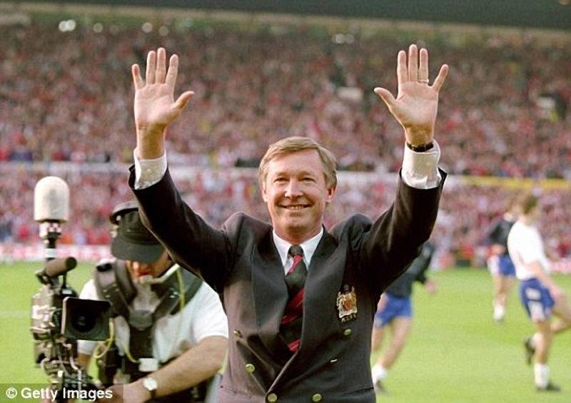 028 Алекс Фергюсон: Самый титулованный тренер Манчестер Юнайтед