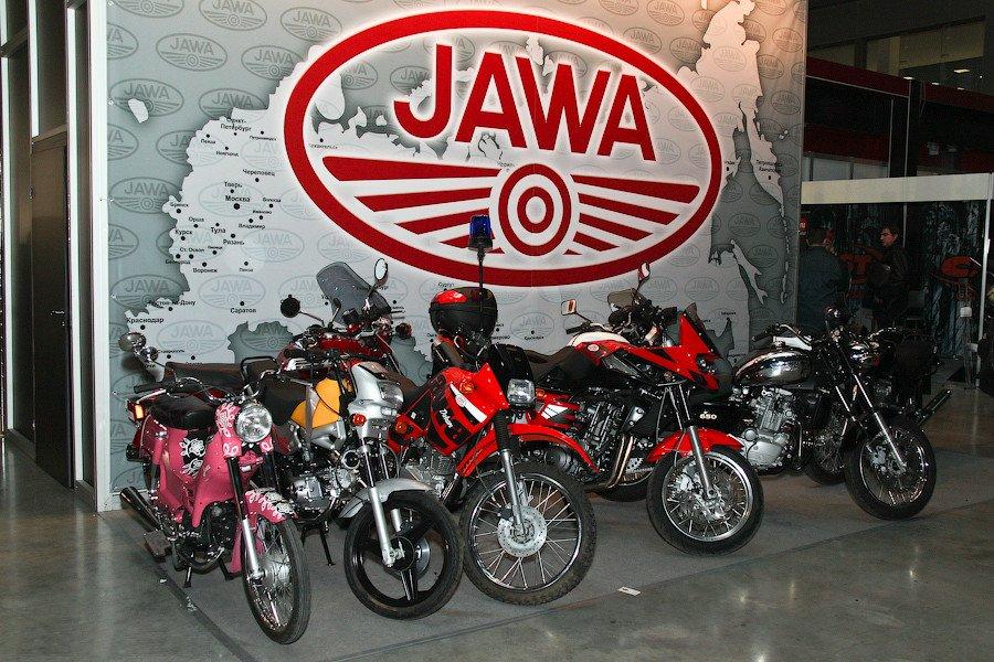 Компания Jawa готовится представить в следующем месяце несколько новинок