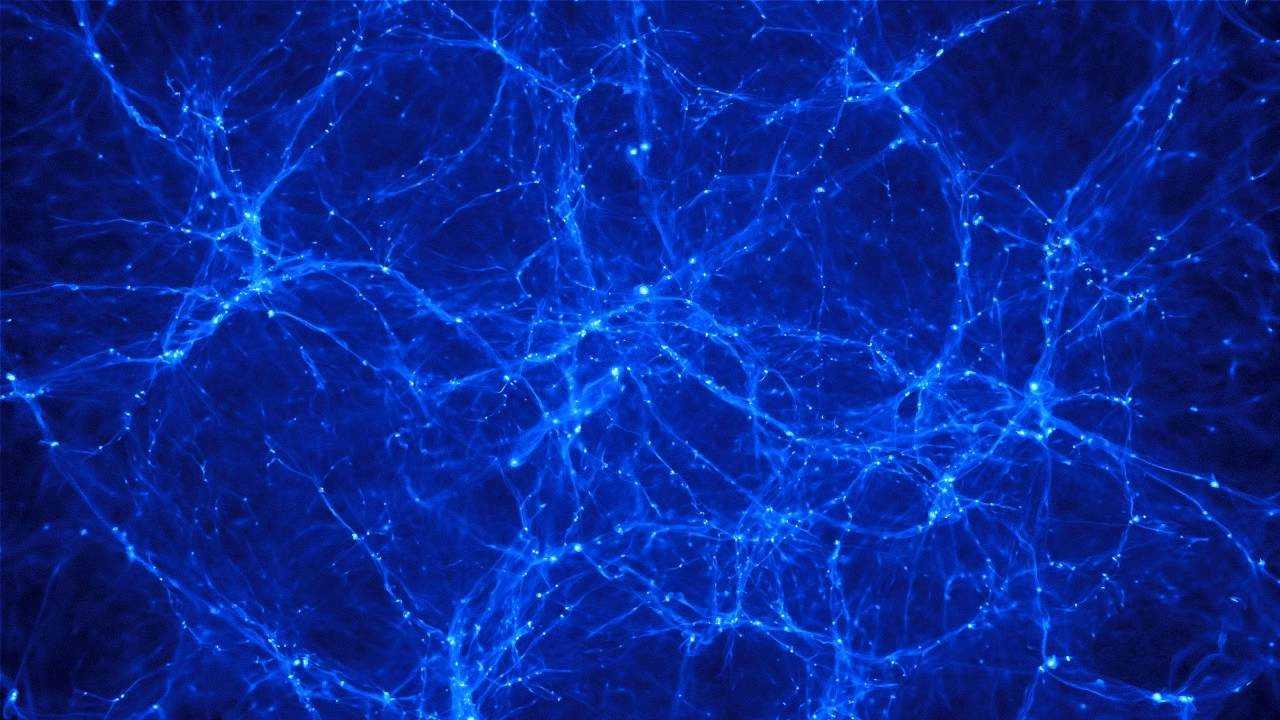 Астрономы нашли потерянную половину вещества Вселенной