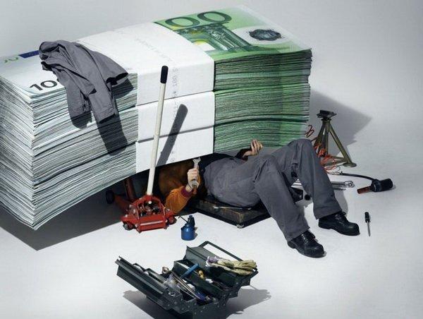 ВЕСЁЛЫЕ МИНУТКИ. Ради денег люди готовы пойти на ВСЁ! Даже на работу