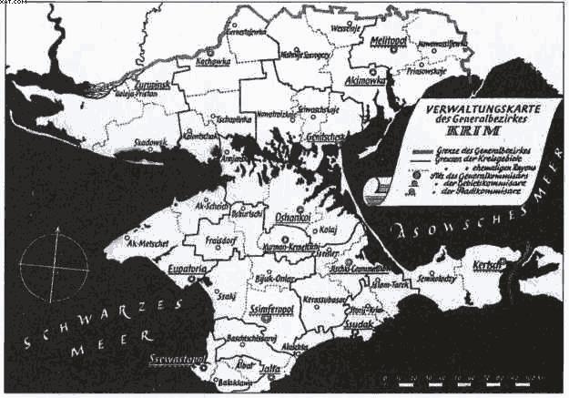 Какие секреты хранит Крымcкий полуостров