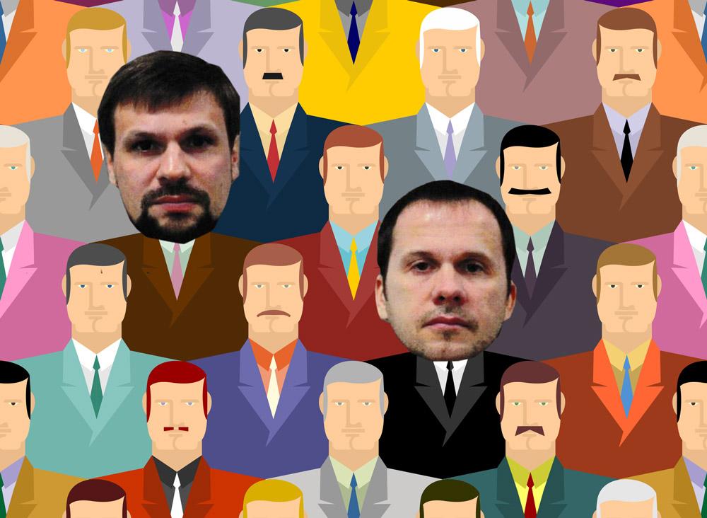 15 острых шуток про Петрова, Боширова, Солсбери и «Новичок»