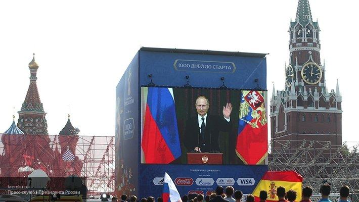 Президент Хорватии подарила Путину футболку в честь финала ЧМ-2018