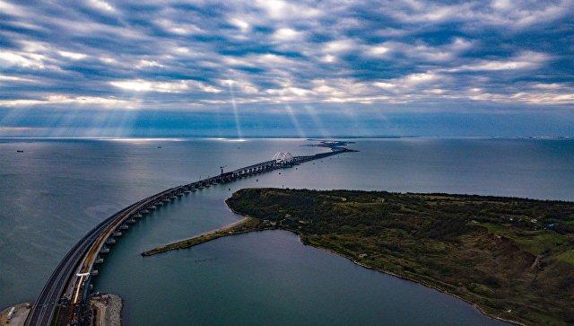 Крымский мост упадет и раздавит Украину