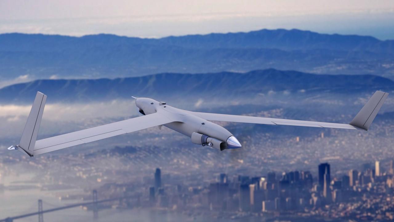 В России создан дрон-перехватчик