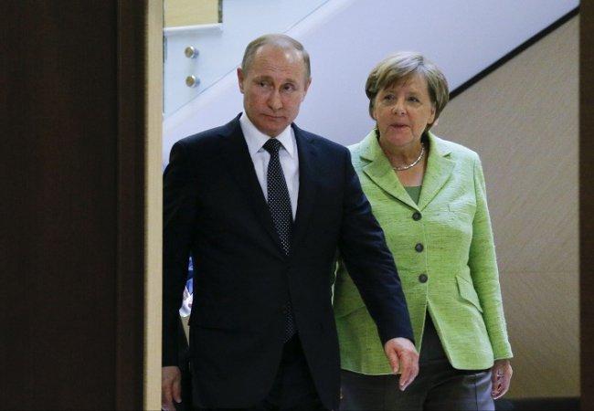 Владимир Путин дипломатично …