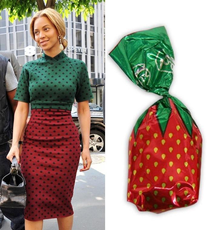 Тайна причудливых нарядов от именитых дизайнеров одежды раскрыта дизайнеры, мода, одежда, прикол, фотографии