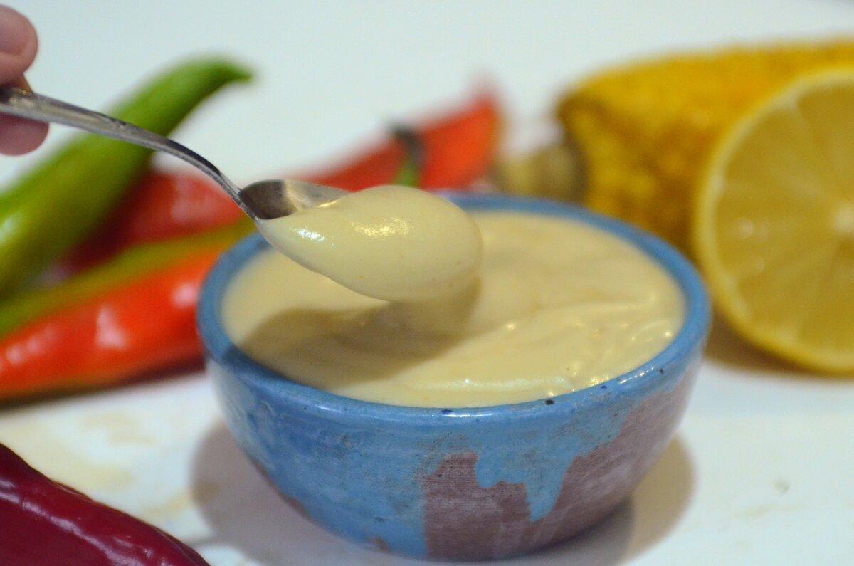 Яблочный «майонез»: крутая замена популярному соусу