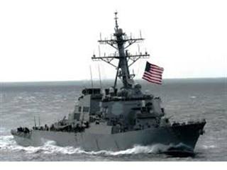 Эсминец ВМС США «Карни» вошел в Черное море