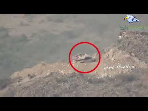 """Роковая ошибка саудовских танкистов. Уничтожение """"Абрамса"""" хуситами"""