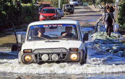 Пострадавшим от паводка в Приморье выделят 650 млн рублей