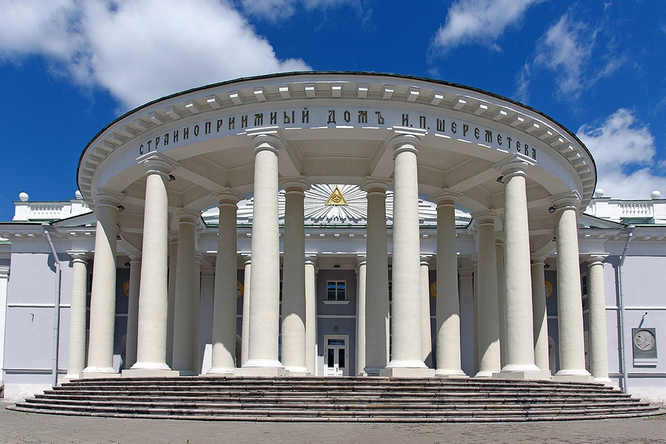 В Москве эвакуировали инстит…