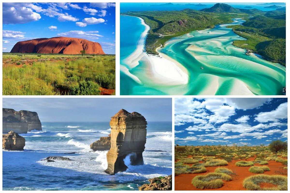И совсем она не страшная, эта сумасшедшая Австралия