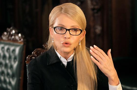 Юлию Тимошенко крайне негативно встретили на Донбассе